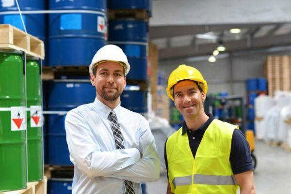 Fachleute für Gefahrstoffe gehören in jedes Unternehmen