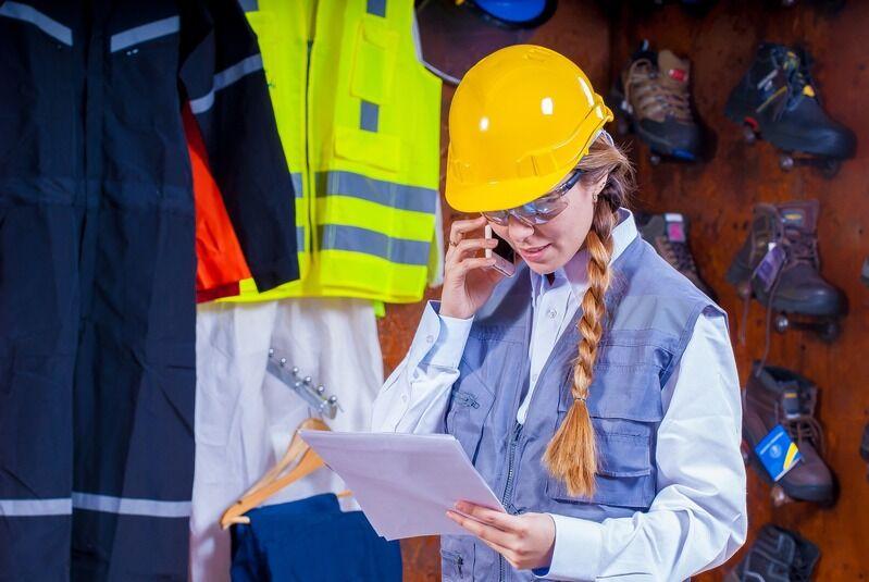 Arbeitssicherheit auf dem Bau